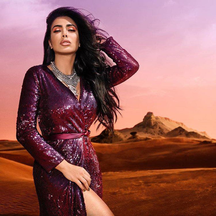 own the look huda kattan