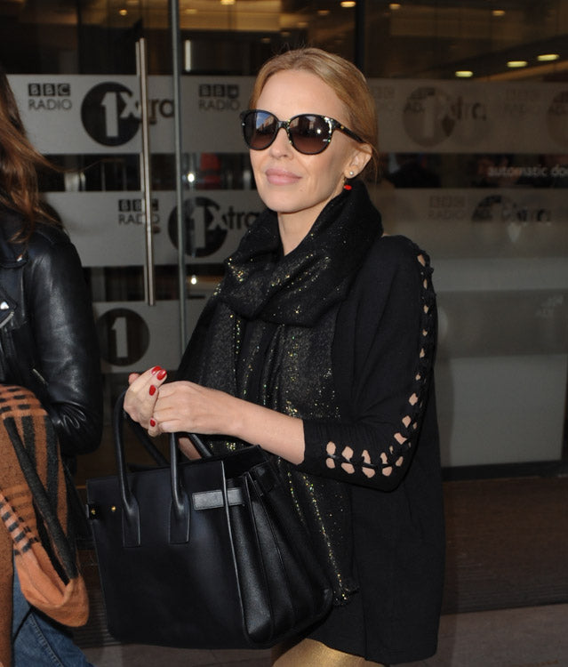 Kylie Minogue bags