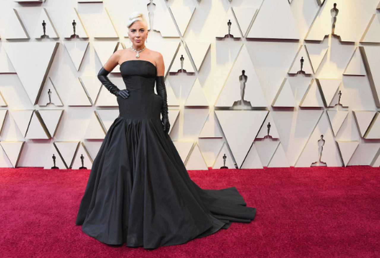lady gaga at oscar 2019