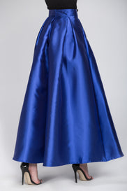 Electric Blue Princess Skirt