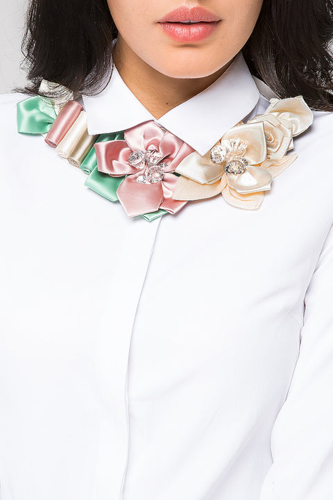 Morning Flowers Collar 60