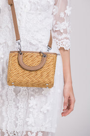 Lady Basket Mini Handbag
