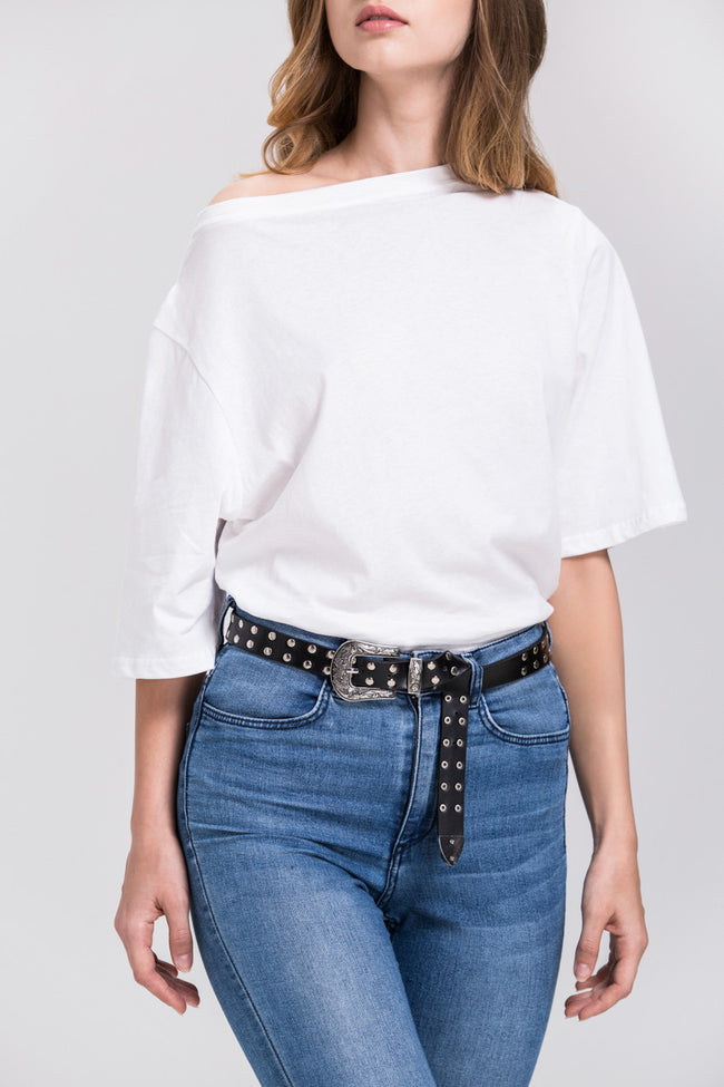 Western Belt - Stud Detail