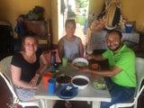 Authentic Nicaraguan tours; cooking with a local family