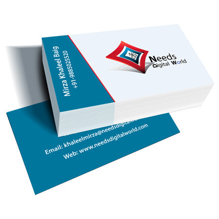 Business Cards 12PT UV Coated Glossy