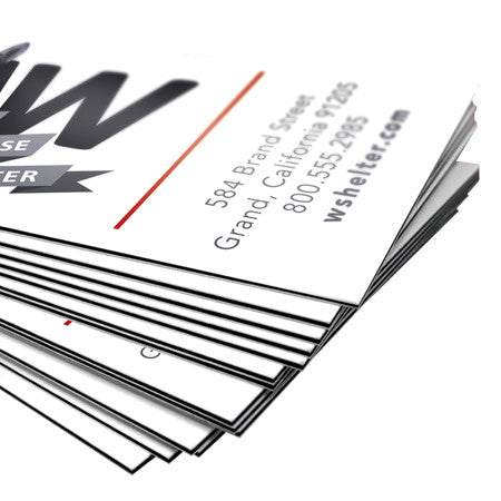 Business Cards 32PT Ultra Premium Uncoated