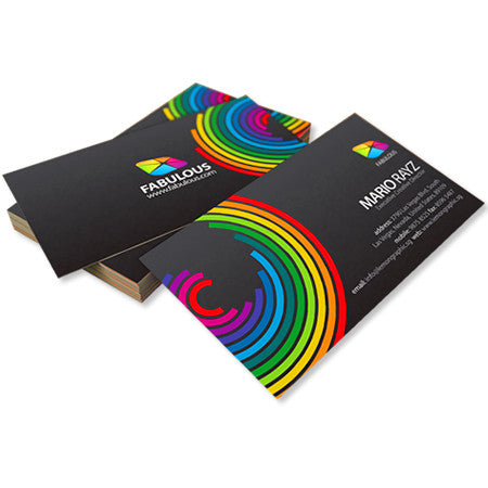 Business Cards 18PT Premium Uncoated