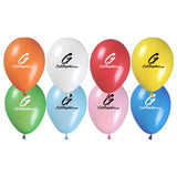 Coming Soon Logo Balloon Standard Biodegradable 9""