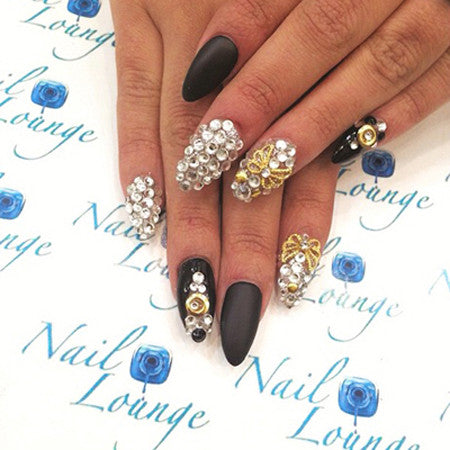 Glossy Nails Step and Repeat Mat