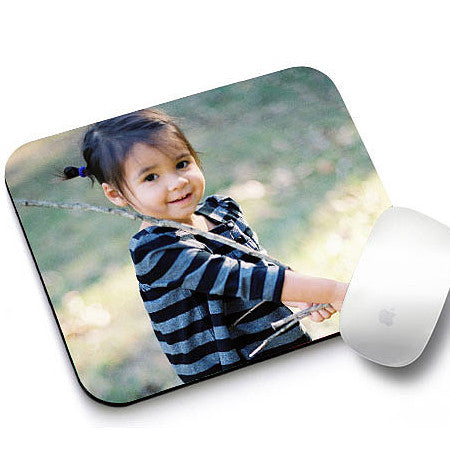 Personalized Photo Mouse Pad Square