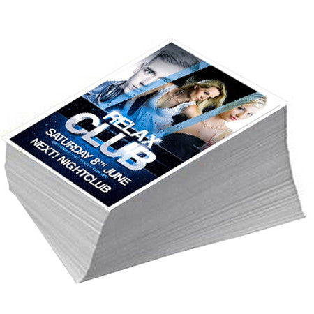 Postcards 16PT UV Coated or Uncoated