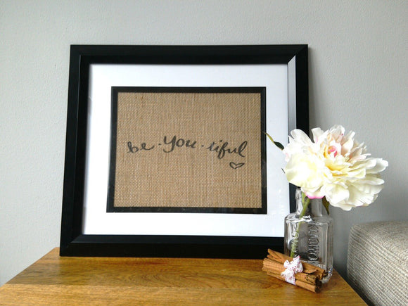 be-you-tiful Print-One Seven Studio & Design