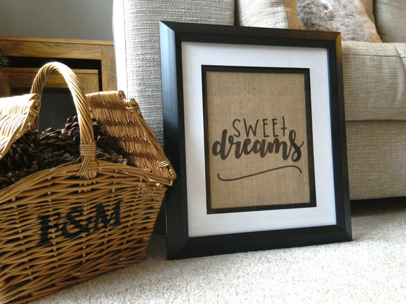 Sweet Dreams Print - One Seven Studio & Design