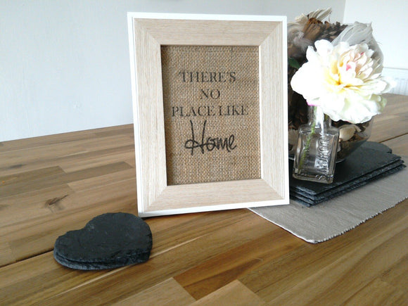 There's No Place Like Home Print. - One Seven Studio & Design