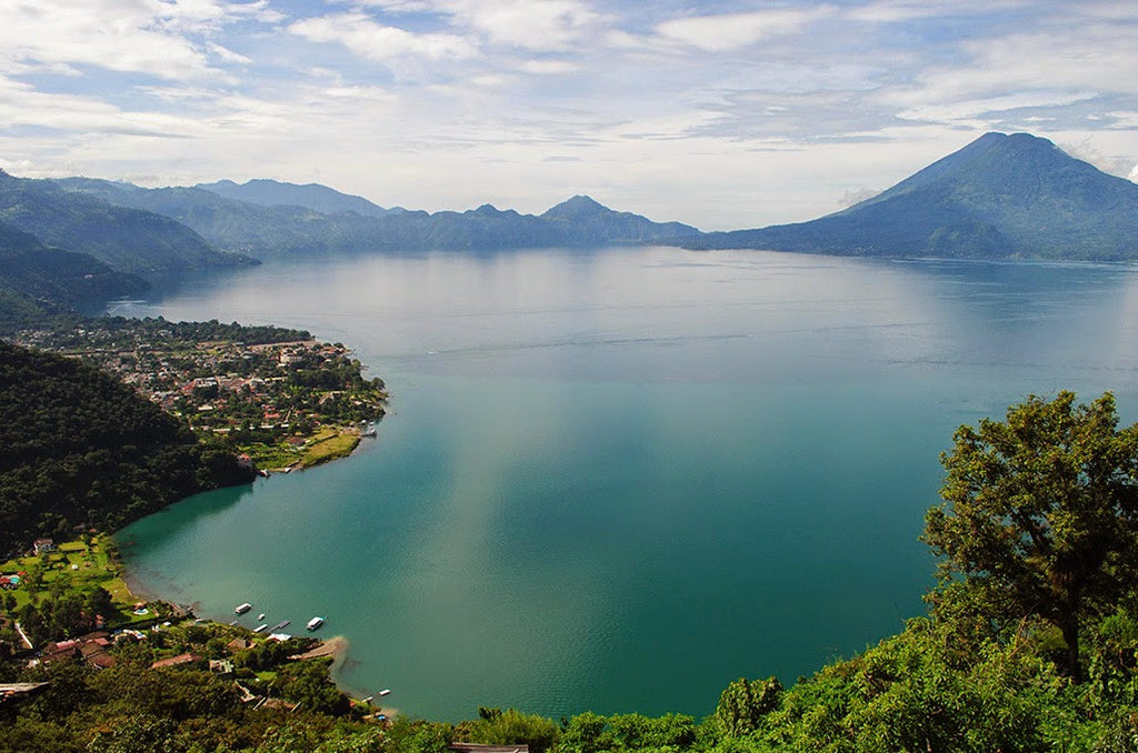 Natural beauty, Lake Atitlan