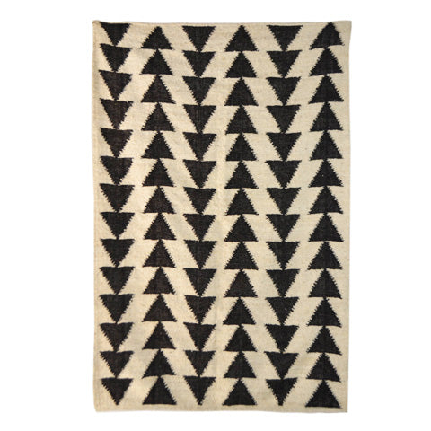 Arrows Wool Rug