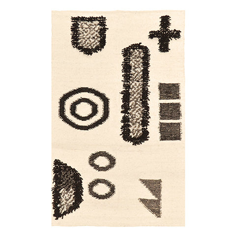 Copy of El Ojo II Wool Rug