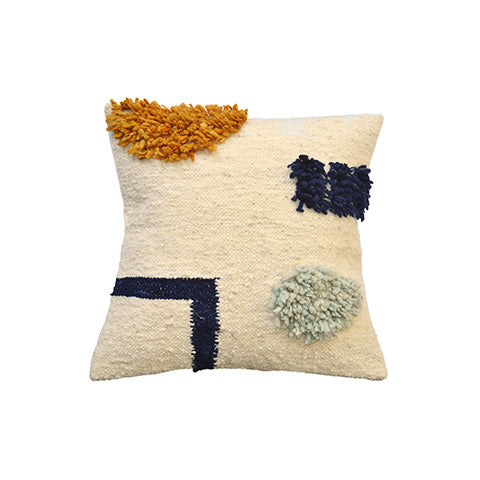 San Ángel Wool Pillow Cover
