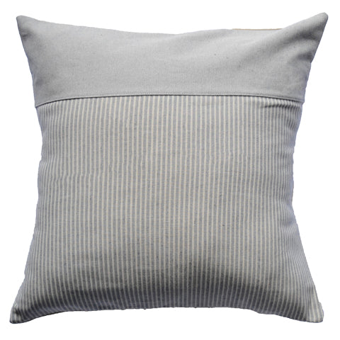 Striped Cotton Pillow
