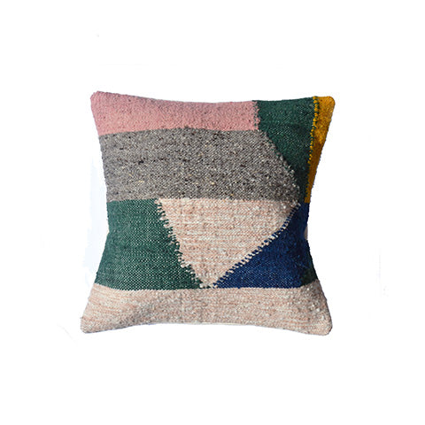 Paraíso Wool Pillow Cover