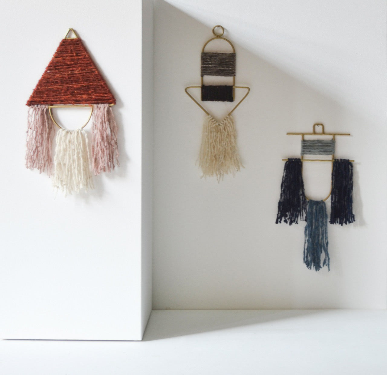 DIY Collectible Wall Hangings