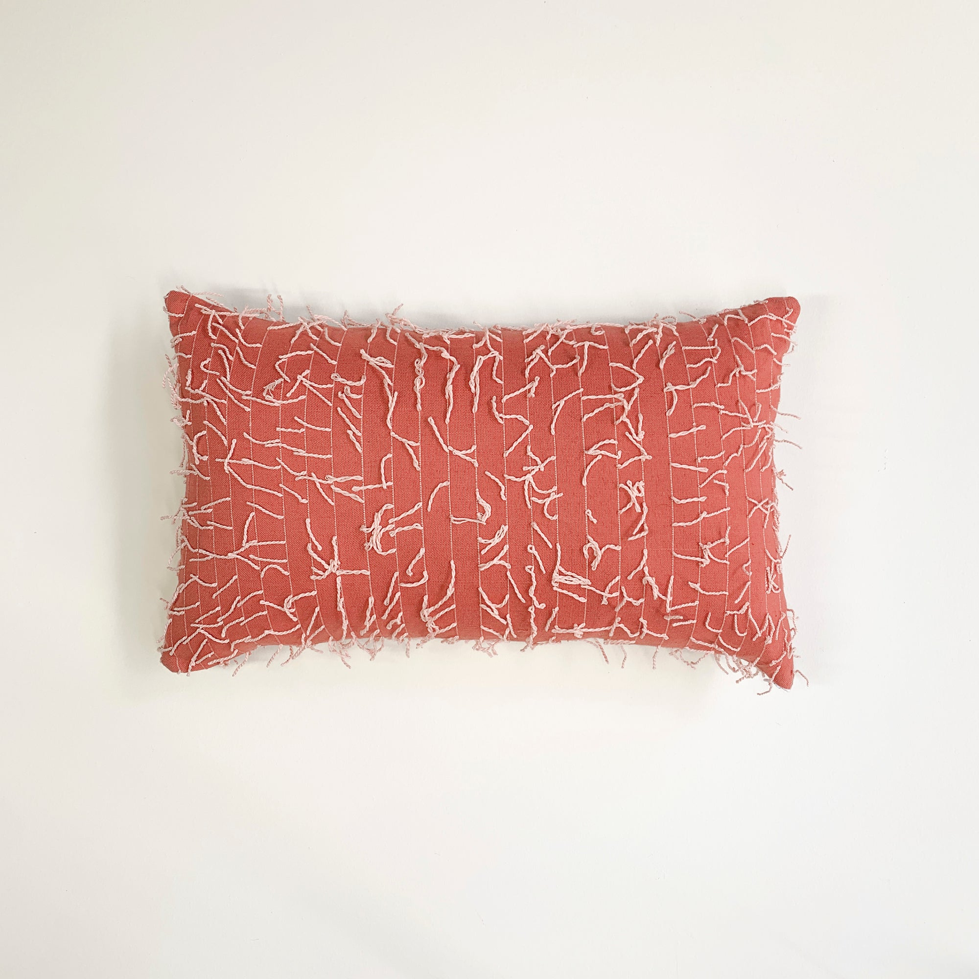 Texturized Cotton Pillow Covers