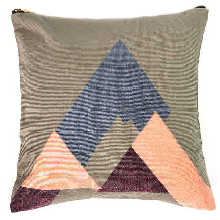 Volcano Pink Pillow Cover