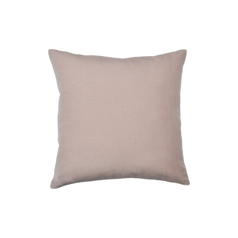 Solid Cotton Pillow Cover