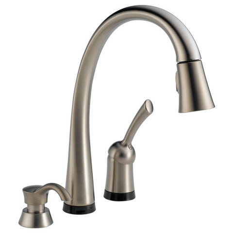Delta-Pilar-Single-Handle-Pull-Down-Kitchen-Faucet-with-Touch2O-Technology-and-Soap-Dispenser-980T-SSSD-DST