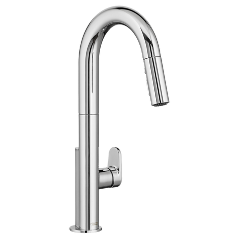 American Standard Beale Single Handle Pull Down Kitchen Faucet 4931.300