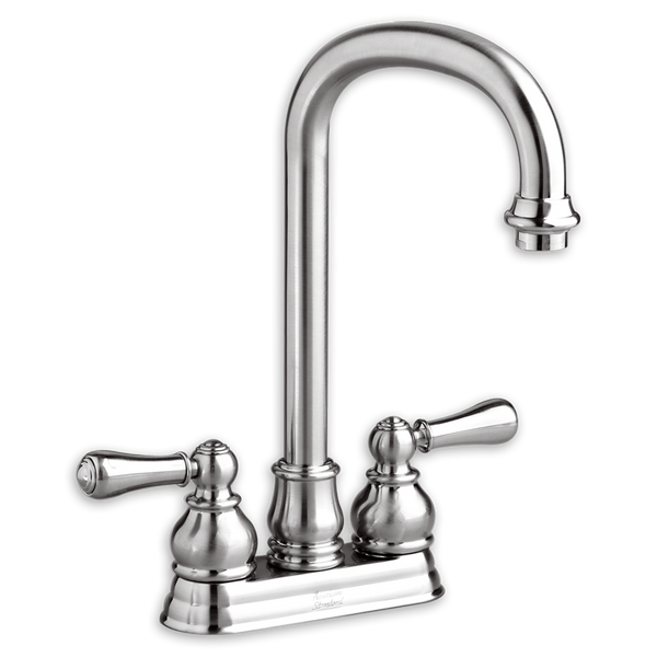 American Standard Hampton Two Handle Bar Faucet 2770.732 - Faucets deLuxe