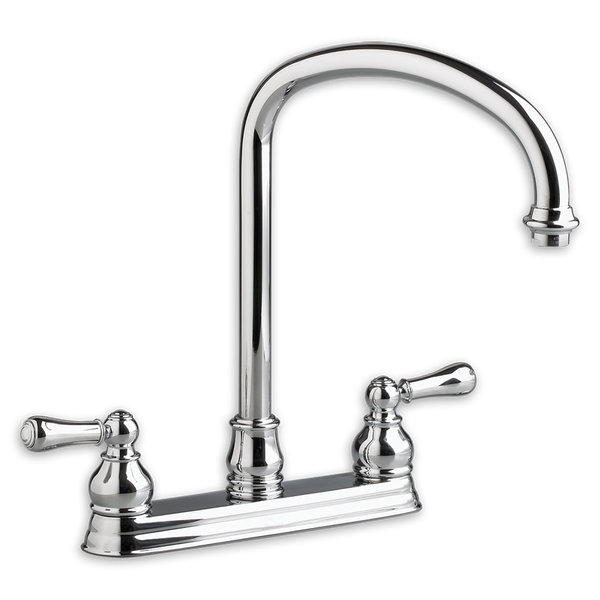 American Standard Hampton Two Handle High Arc Kitchen Faucet 4771.732