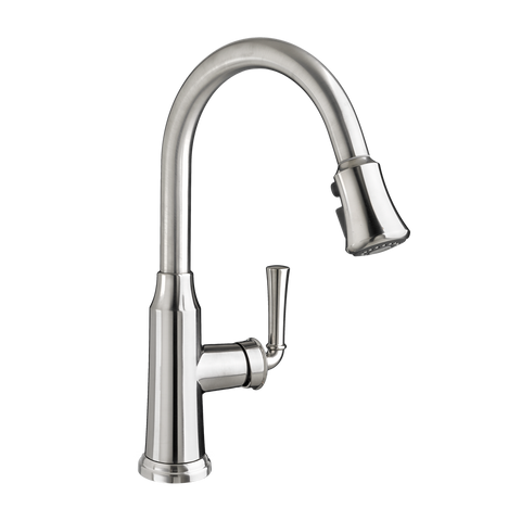American Standard Portsmouth Single Handle High Arc Pull Down Kitchen Faucet 4285.300