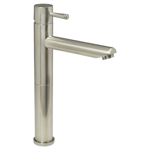 American Standard Serin Monoblock Single Handle Vessel Bathroom Faucet Without Drain 2064.151