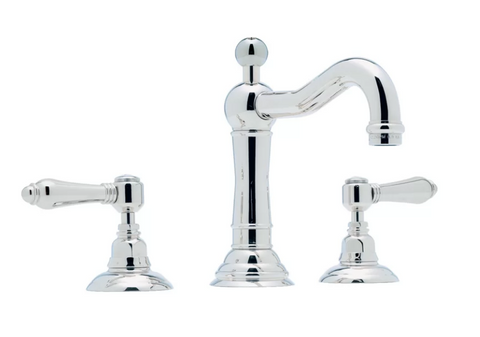 ROHL Acqui Country Bath Widespread Bathroom Faucet A1409LM-2