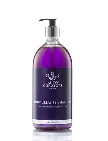 Auto Curators Body Cleanse Shampoo 1ltr