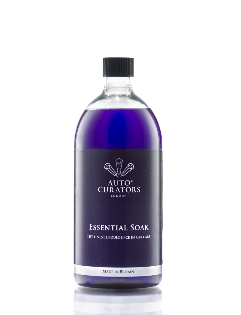 Auto Curators Essential Soak Snowfoam 1ltr