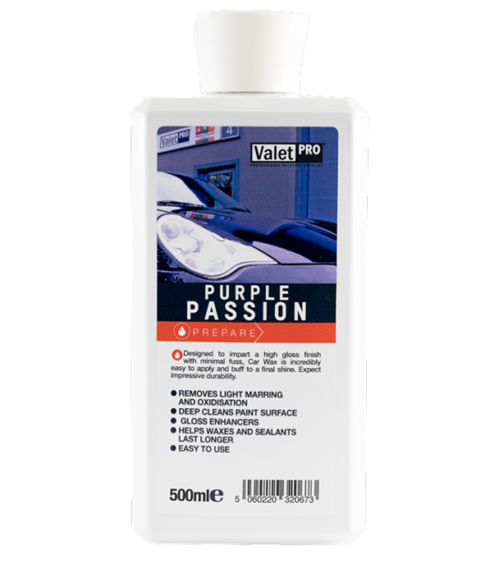 ValetPRO Purple Passion paint prep 500ml