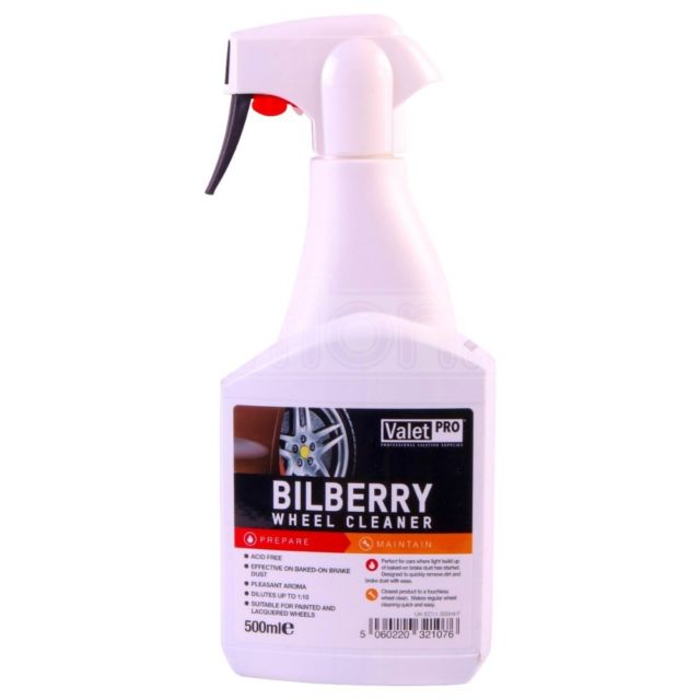 ValetPRO  Bilberry Wheel Cleaner (various sizes)
