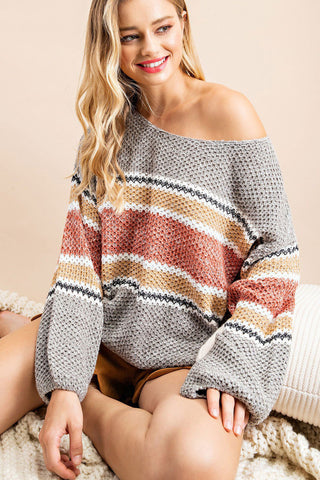 off the shoulder sweater ideas