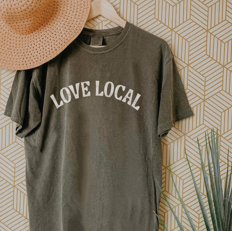 Love Local- Graphic T-shirt