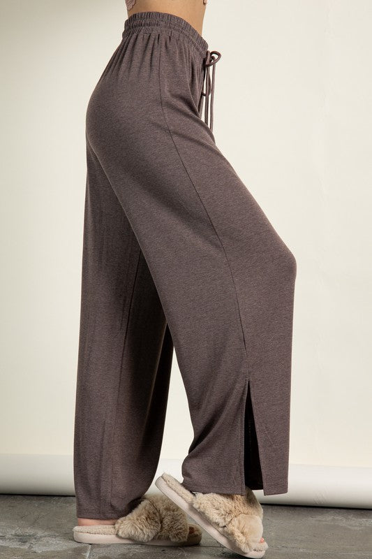 Diane - Wide Leg Lounge Pants