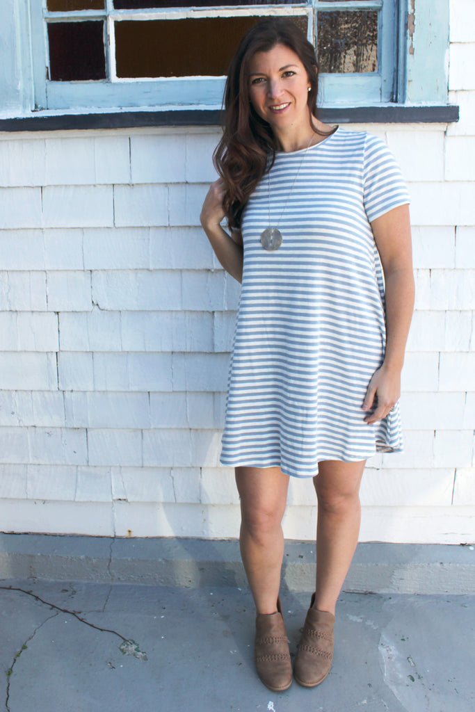 Candy - T-Shirt Dress
