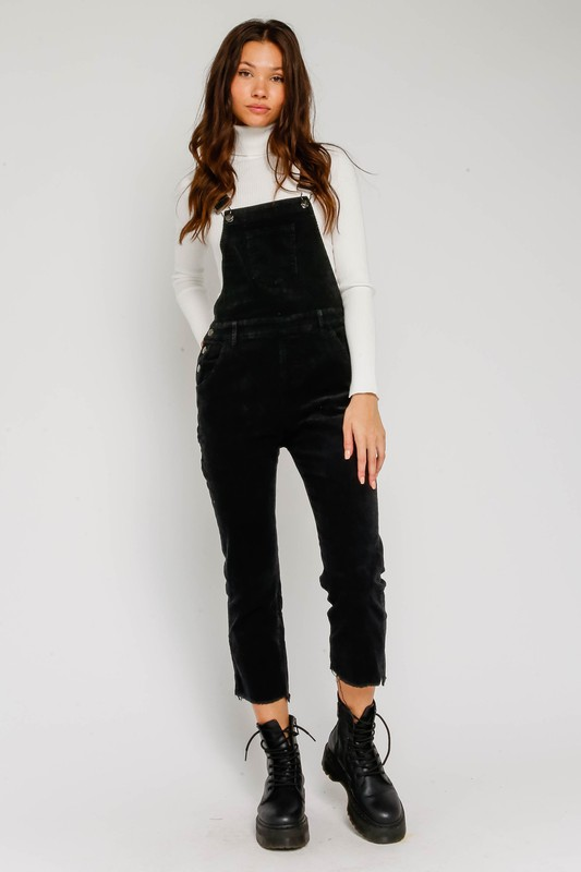 Hunter - Corduroy Overalls