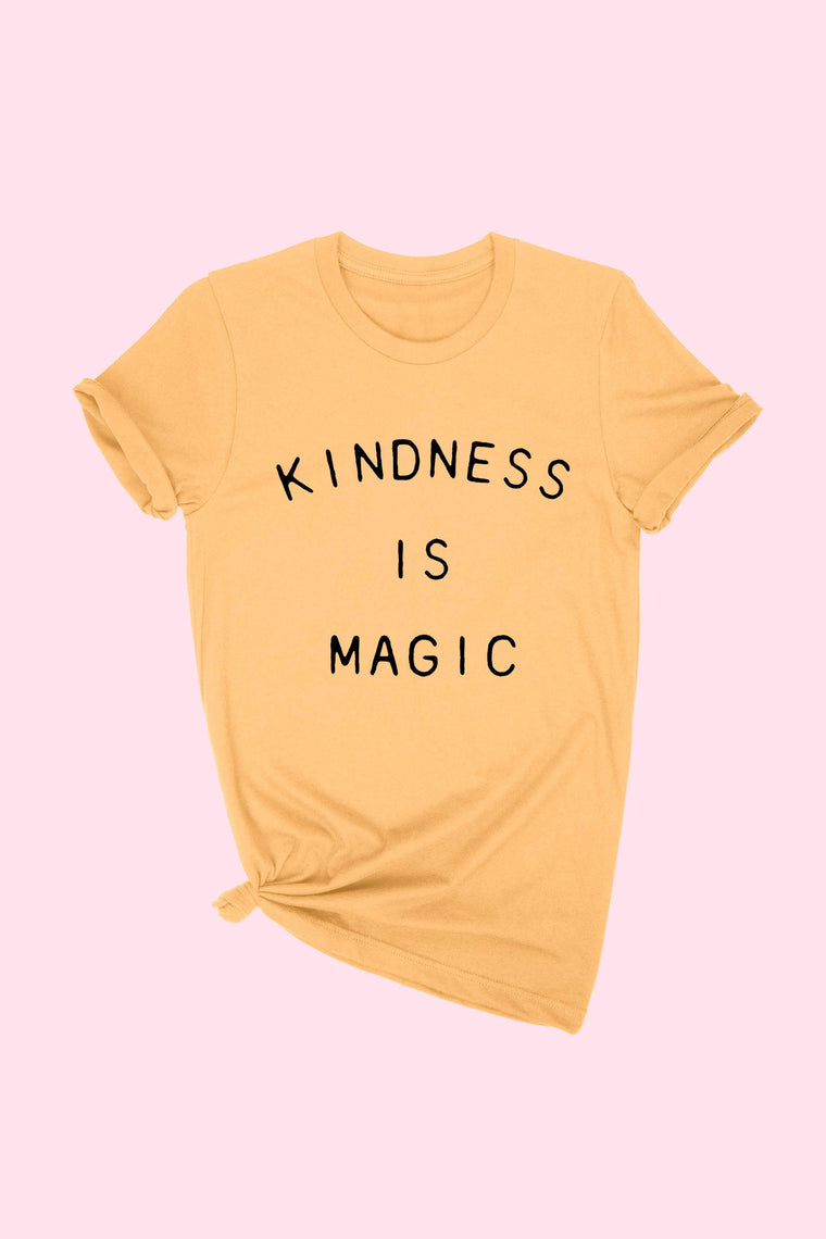 Kindness is Magic Graphic Tee