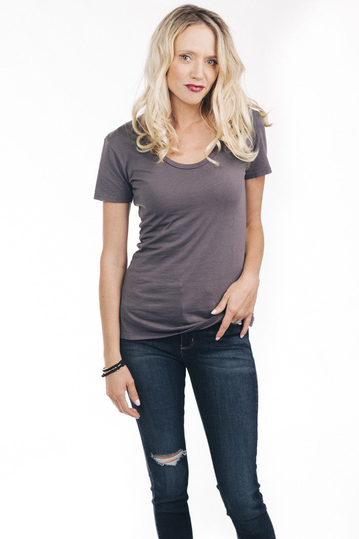 Lauren - Organic Cotton T-Shirt