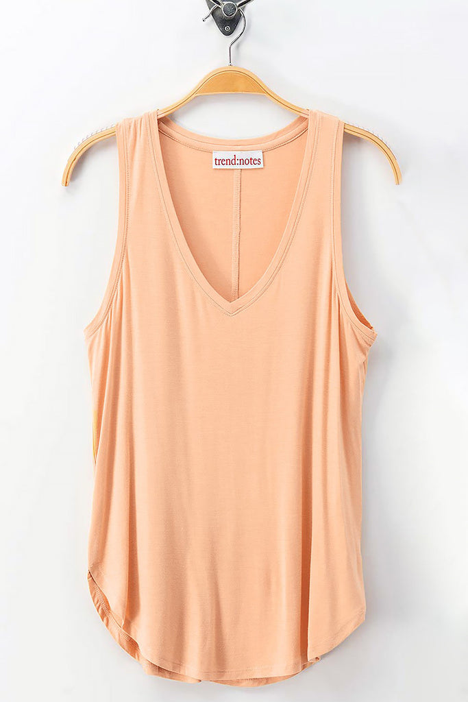 Lucy - V-Neck Tank Top