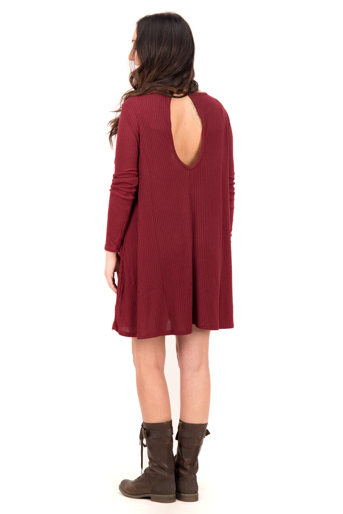 Patty – Long Sleeve Dress