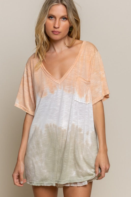 Polly - Oversized V-Neck