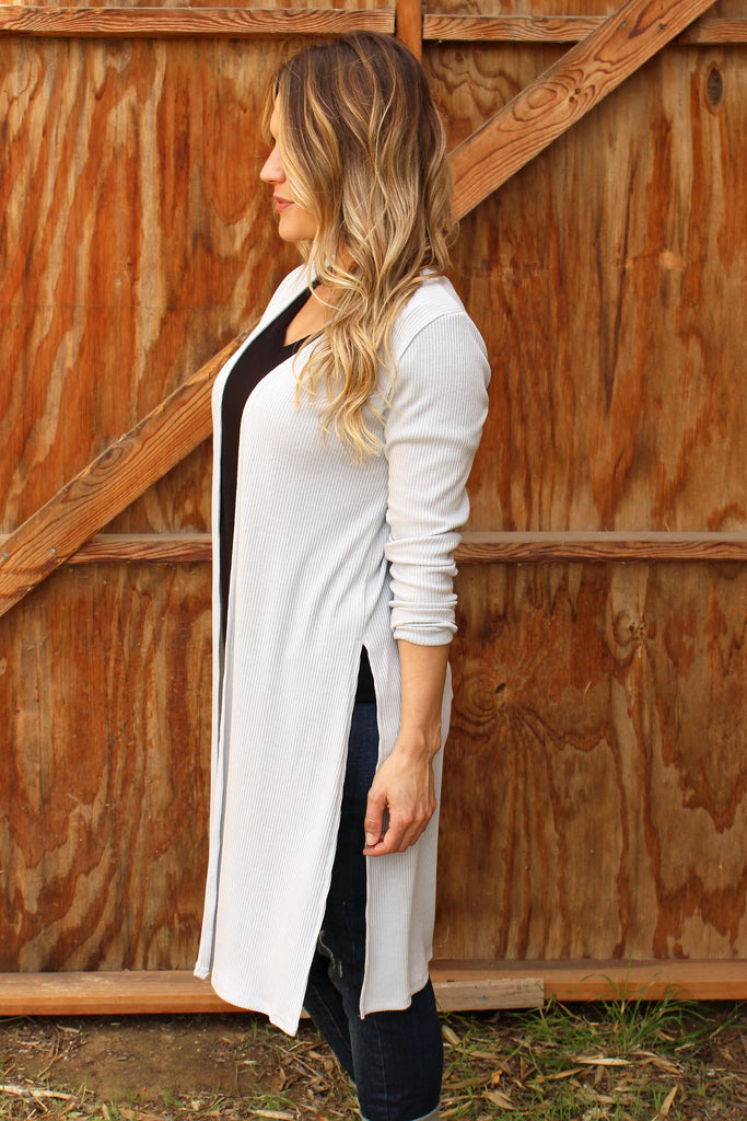 Saddie – Duster Cardigan